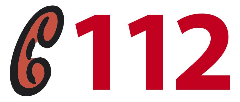 emergenciasación de grabaciones dos años 112 aragón, conserv