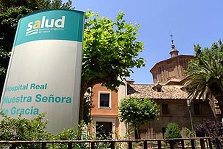 El Hospital Provincial de Zaragoza pierde datos de citaciones