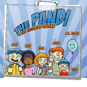 Comic creado por la Agencia Española de Protección de Datos para la educación del menor