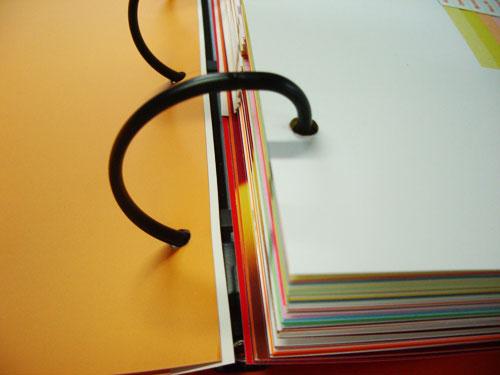 Libro registro de entradas y salidas de satos personales