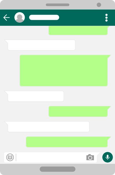 Whatsapp podría interceptar mensajes por un problema de codificación